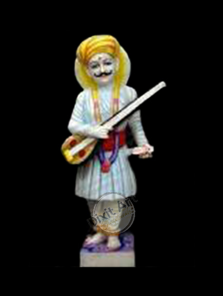 MARBLE LIVE STATUE